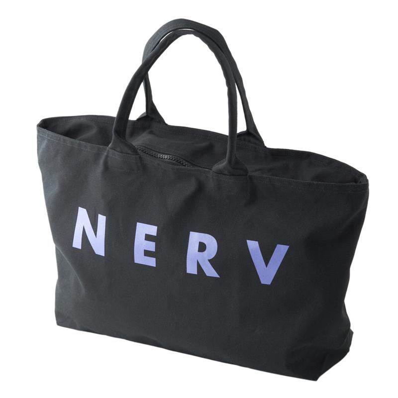 NERV EVERYDAY BAG (ブラック×パープル)