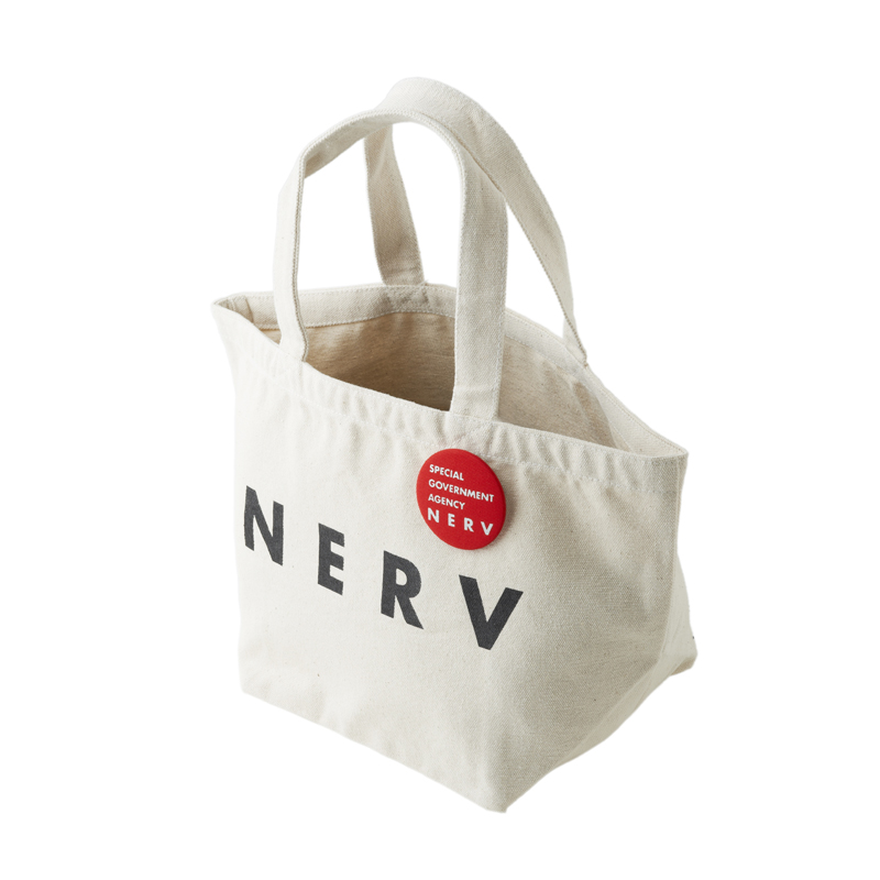NERV Lunch Bag (ナチュラル×ブラックRS)