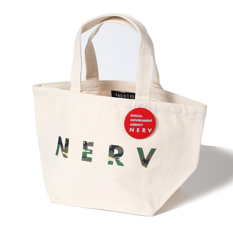 NERV Lunch Bag (ナチュラル×カモフラージュ)