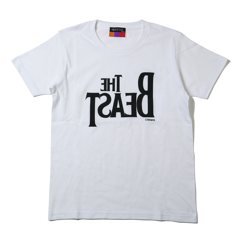 THE BEAST T-Shirt (ホワイト)