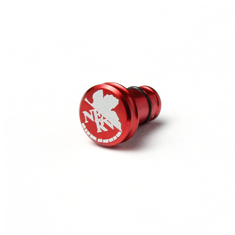 EVA Earphone jack cover(NERV) (レッド)