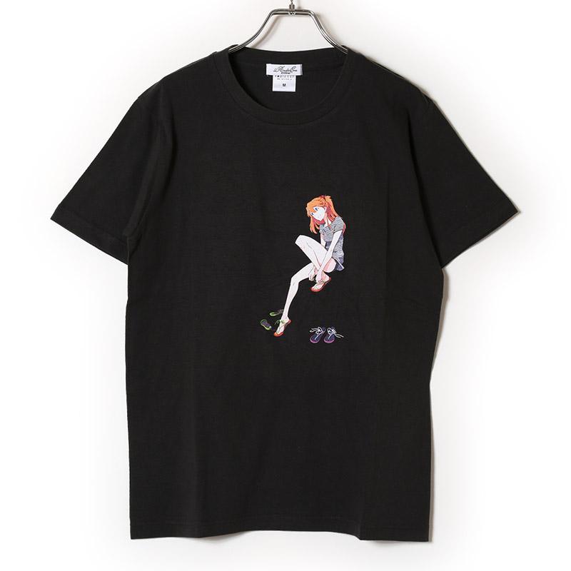 CHASKI T-shirt (スミクロ)