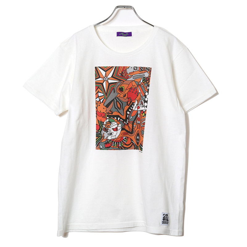 EVA Abstract Art T-Shirt (零号機)