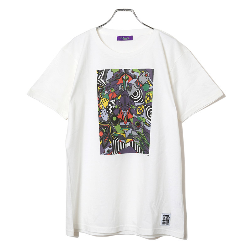 EVA Abstract Art T-Shirt (初号機)