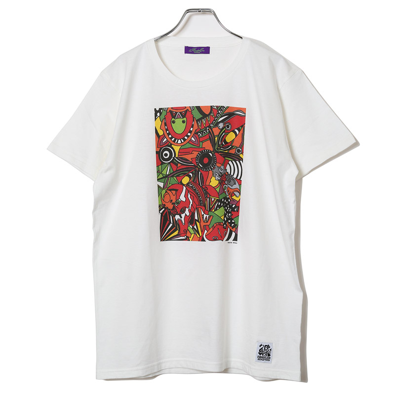 EVA Abstract Art T-Shirt (2号機)