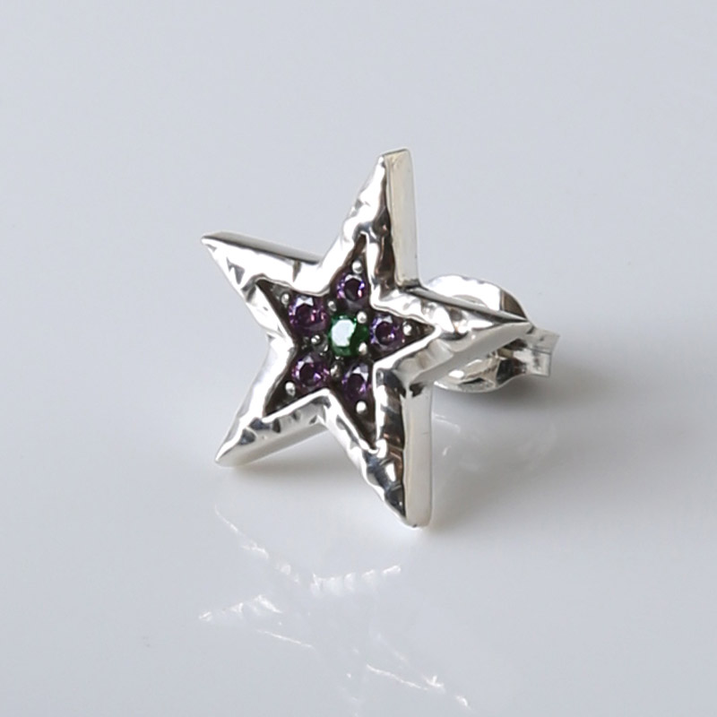 EVA Star Pierce(VIVIFY) (パープル(初号機))