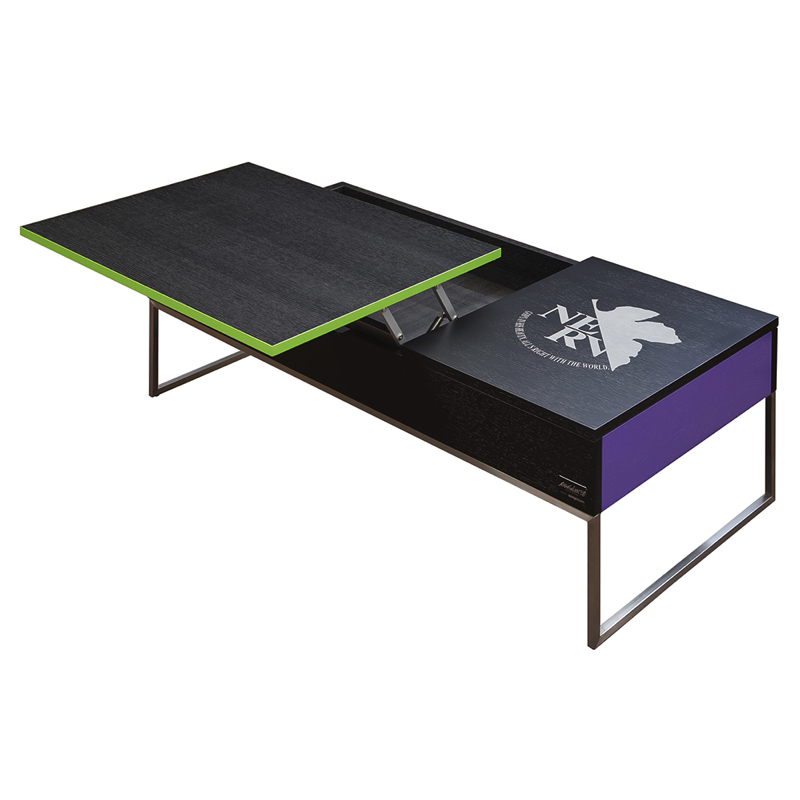 EVANGELION Life Up Living Table (初号機)