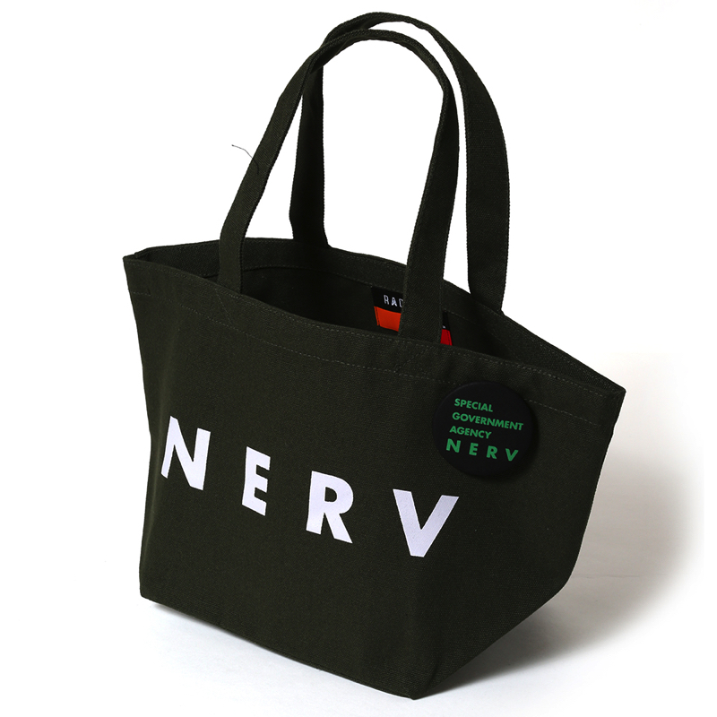 NERV New Lunch Bag (オリーブ×グレー)