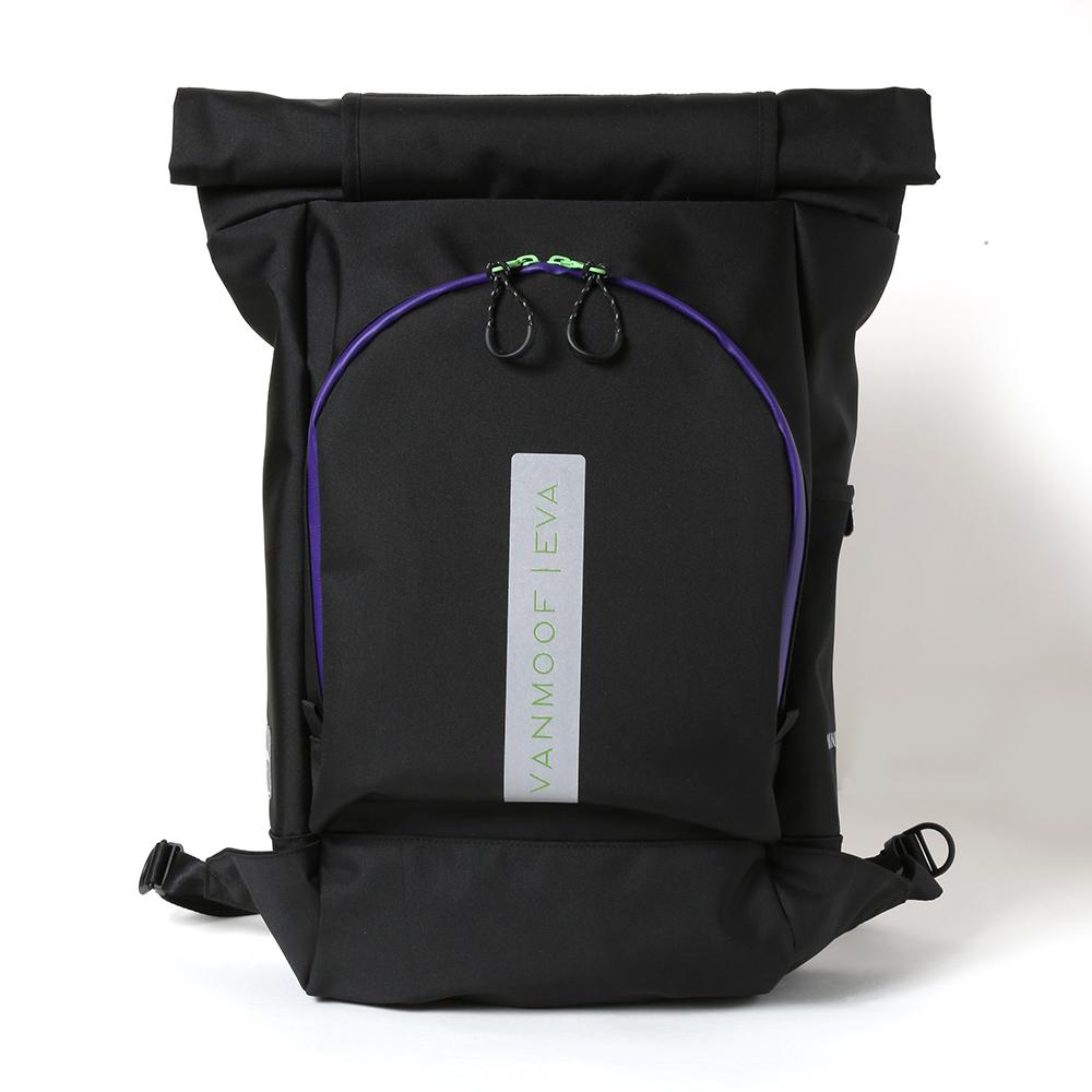 EVA RIDE PACK by beruf × VANMOOF (EVA-01 MODEL)