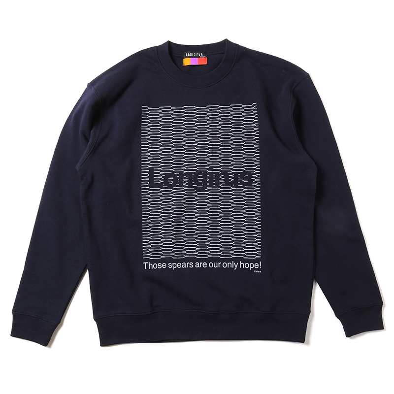 Longinus Art Sweat (ネイビー)