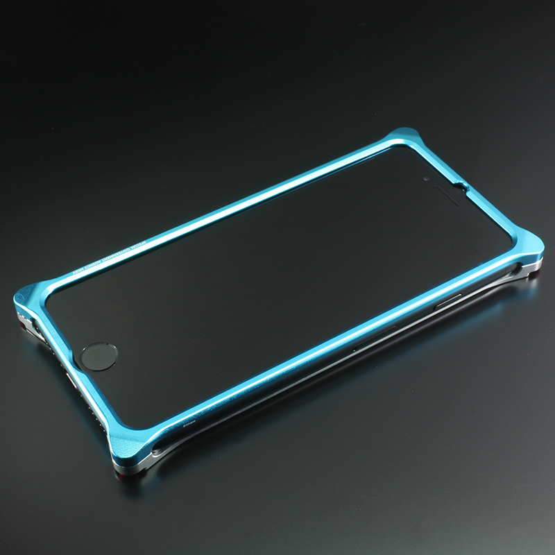 Solid Bumper for iPhone7/8 (EVANGELION Limited) (REI MODEL)