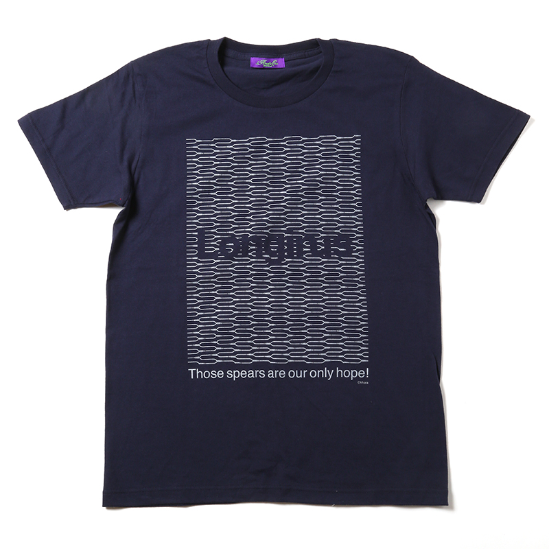 Longinus Art T-Shirt (ネイビー)