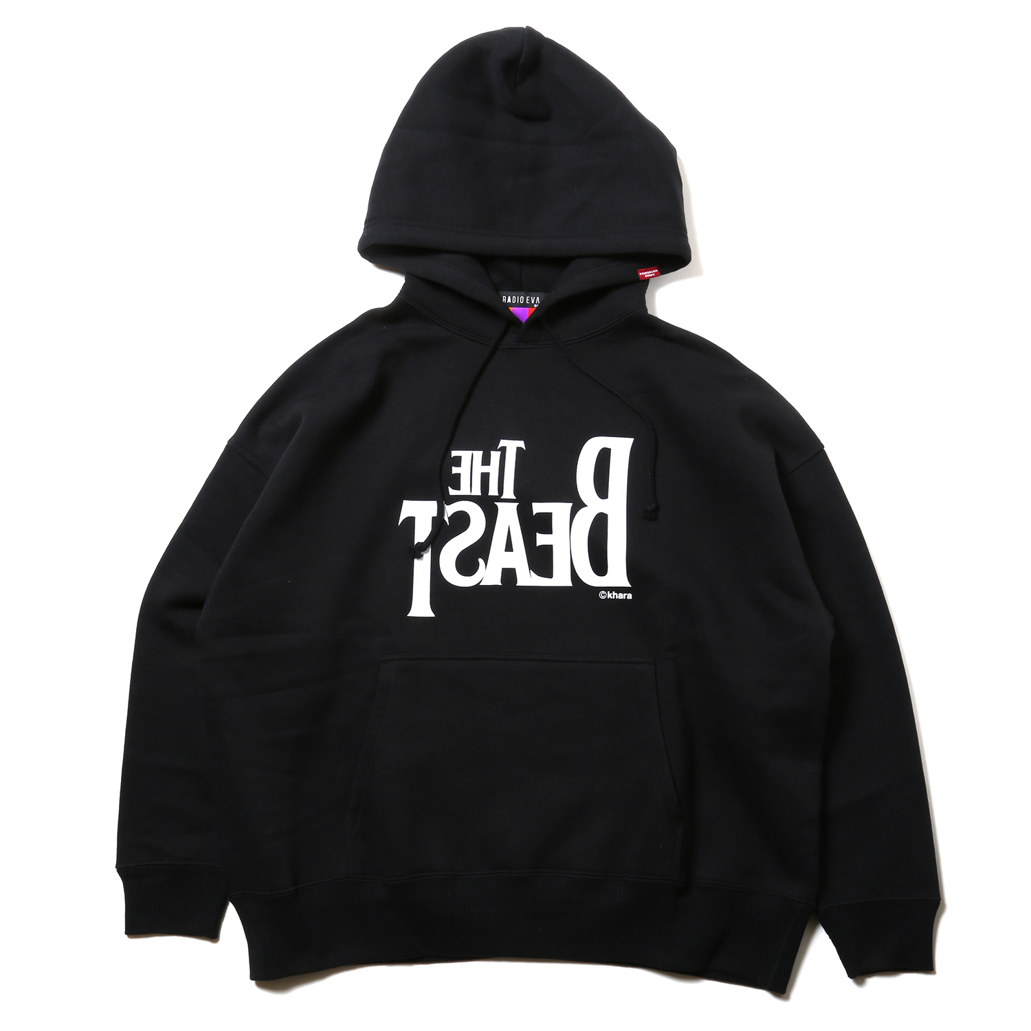 THE BEAST BIG Parka (ブラック)