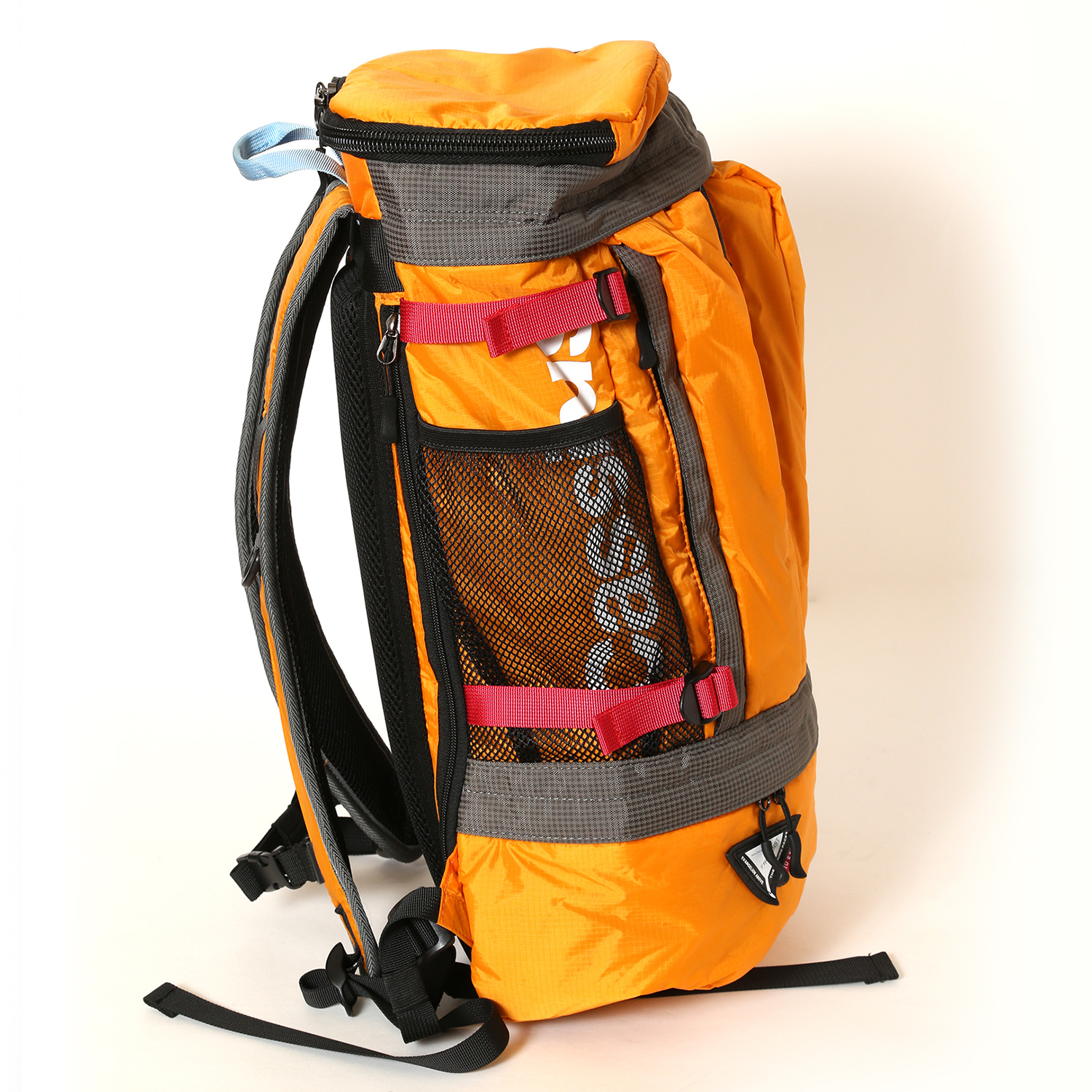 EVANGELION ABOVE ROUND BACK PACK by FIRE FIRST (Mark.09 MDOEL)