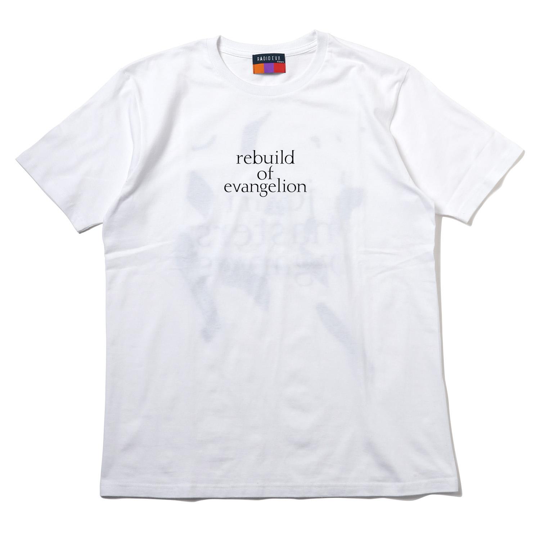 EVA-01 T-Shirt by john masters organics with EVA-01 HAND REFRESHENER (WHITE)