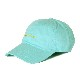 EVANGELION Cotton Washed Cap (ライトブルー)