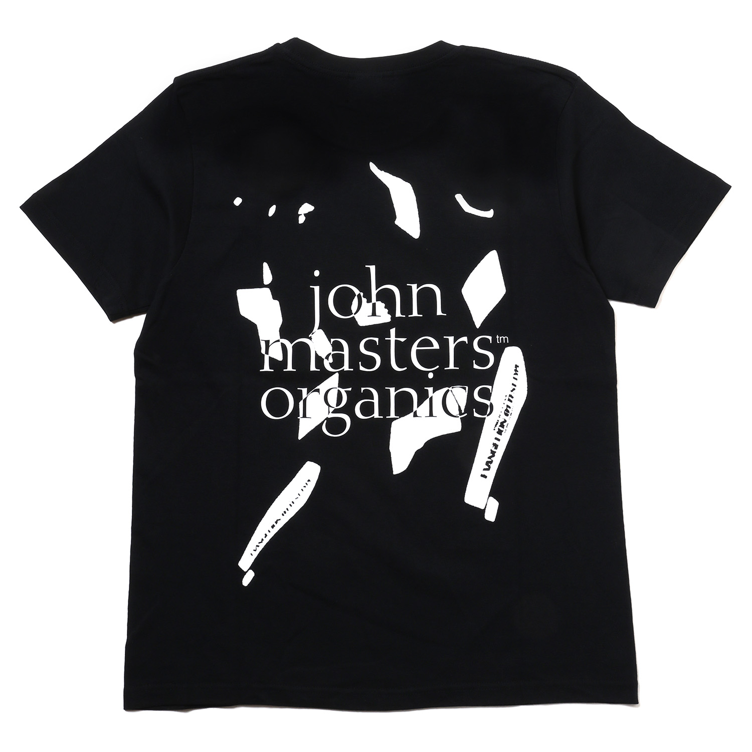 EVA-01 T-Shirt by john masters organics with EVA-01 HAND REFRESHENER (BLACK)