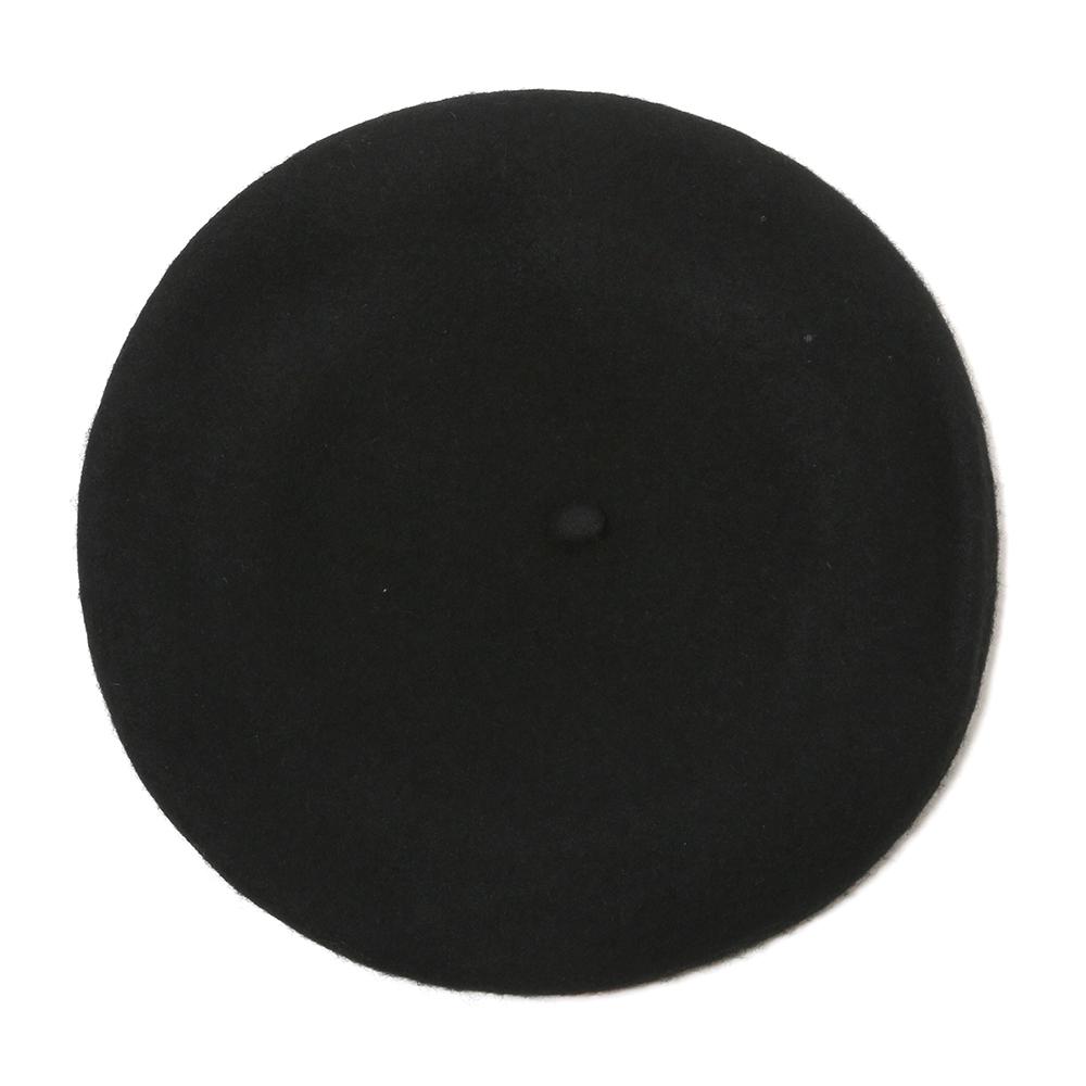 RADIO EVA Patch Beret (ブラック(十字架))