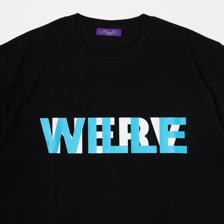 WILLE on the NERV T-Shirt (BLACK)