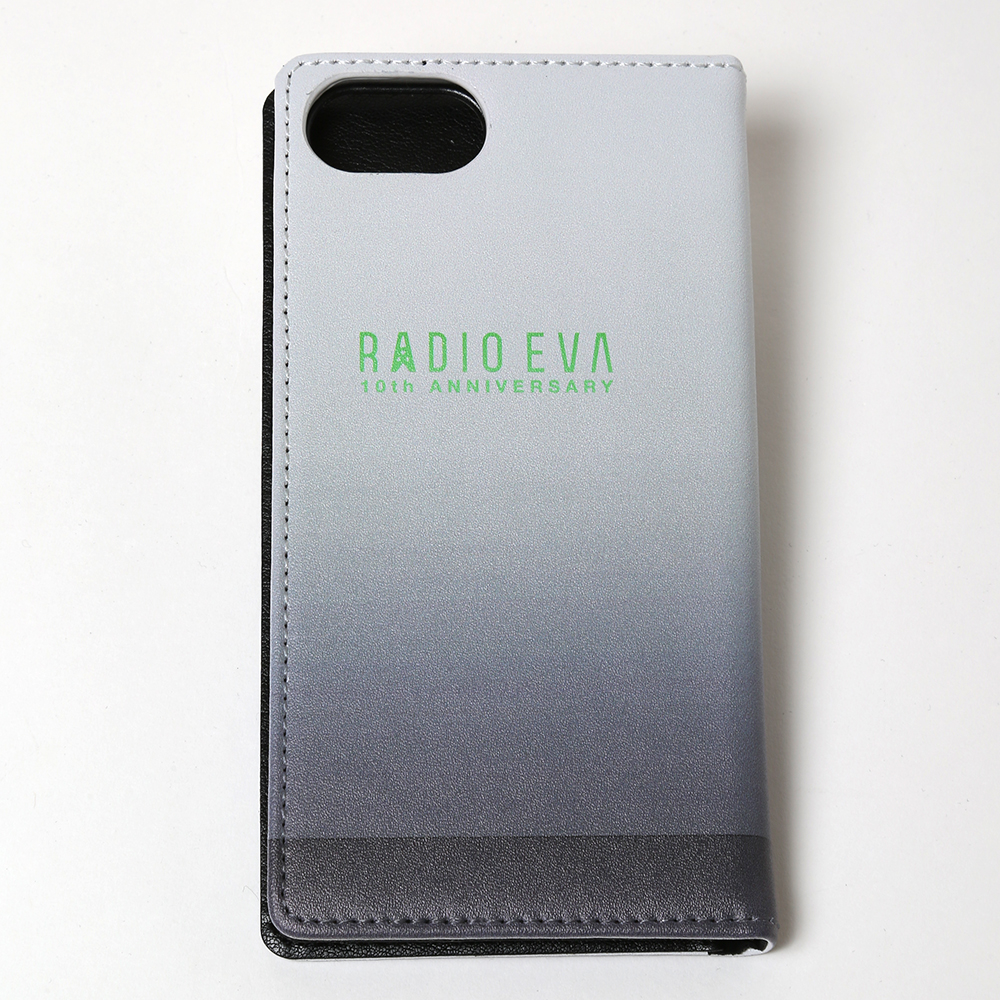 RADIO EVA 10TH iPhone 7/8 Diary Case by Gizmobies (シンジ)