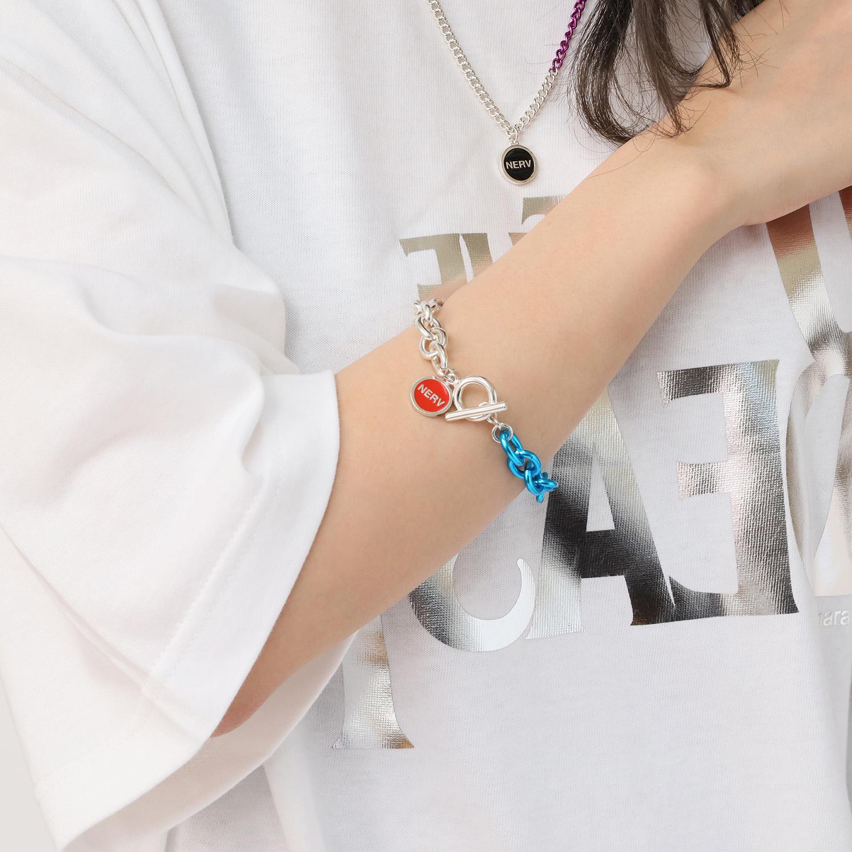 EVANGELION Charm Bracelet (REI)