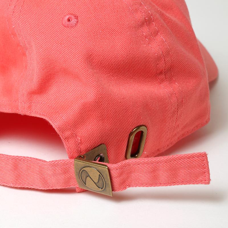 EVANGELION Cotton Washed Cap (コーラル)