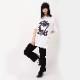 RADIO EVA CHARACTER T-Shirt (WHITE(第9使徒))