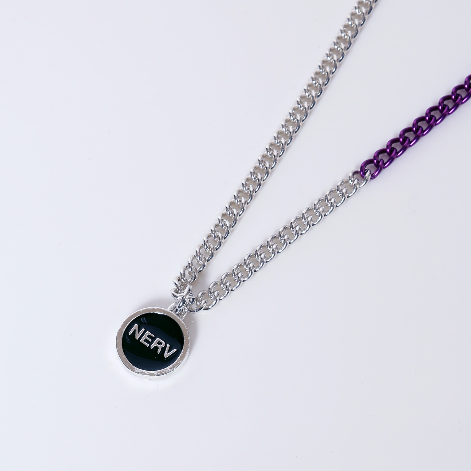 EVANGELION Charm Necklace