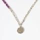 EVANGELION Charm Necklace