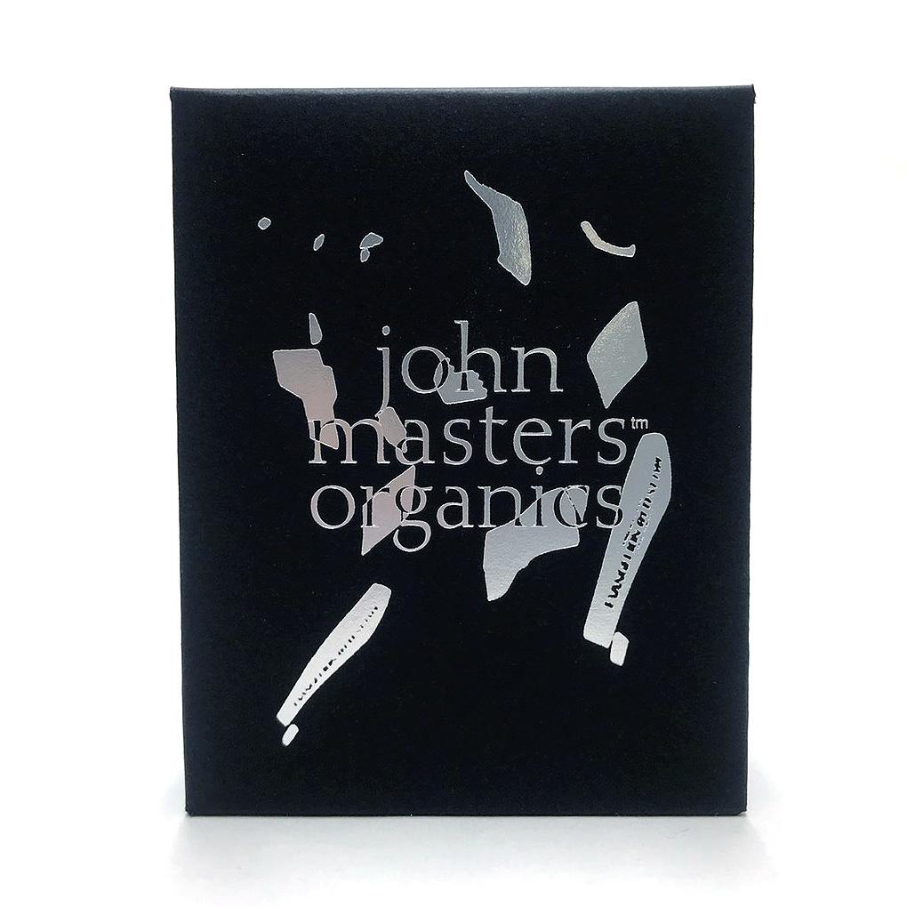 EVA-01 2WAY Shoulder Coffret by john masters organics (WHITE)