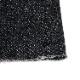 Button Fly Denim Skirt (BLACK)