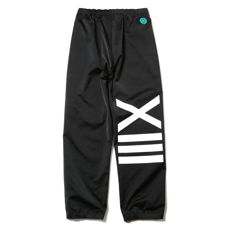 EVANGELION XIII Nylon Pants (ブラック)
