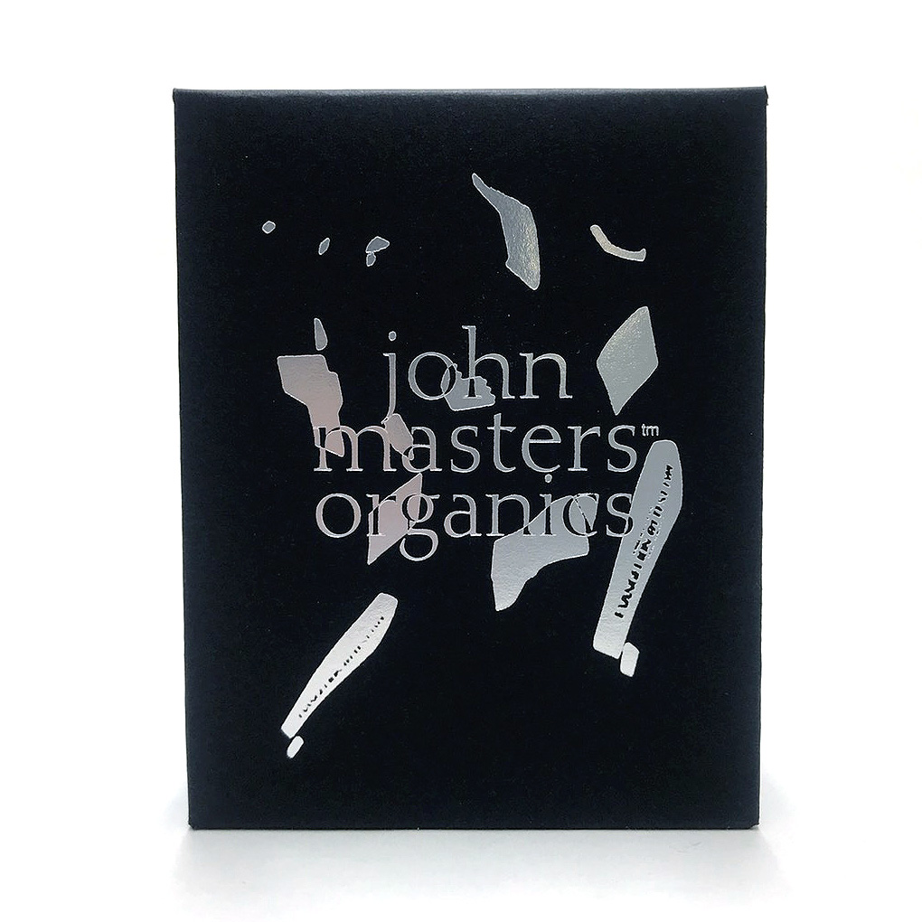 EVA-01 2WAY Shoulder Coffret by john masters organics (BLACK)
