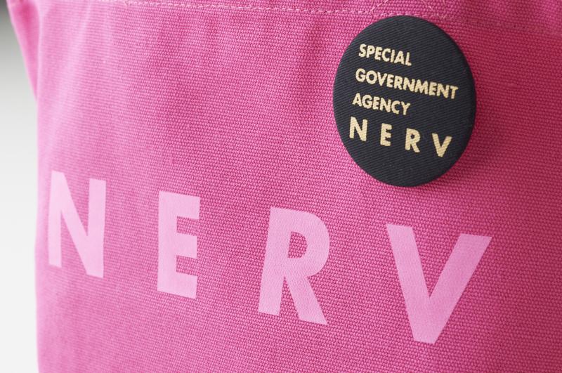 NERV Lunch Bag (ピンク×ピンクBG)