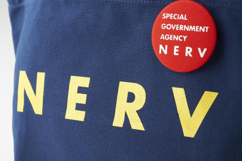 NERV Lunch Bag (ネイビー×イエローRS)