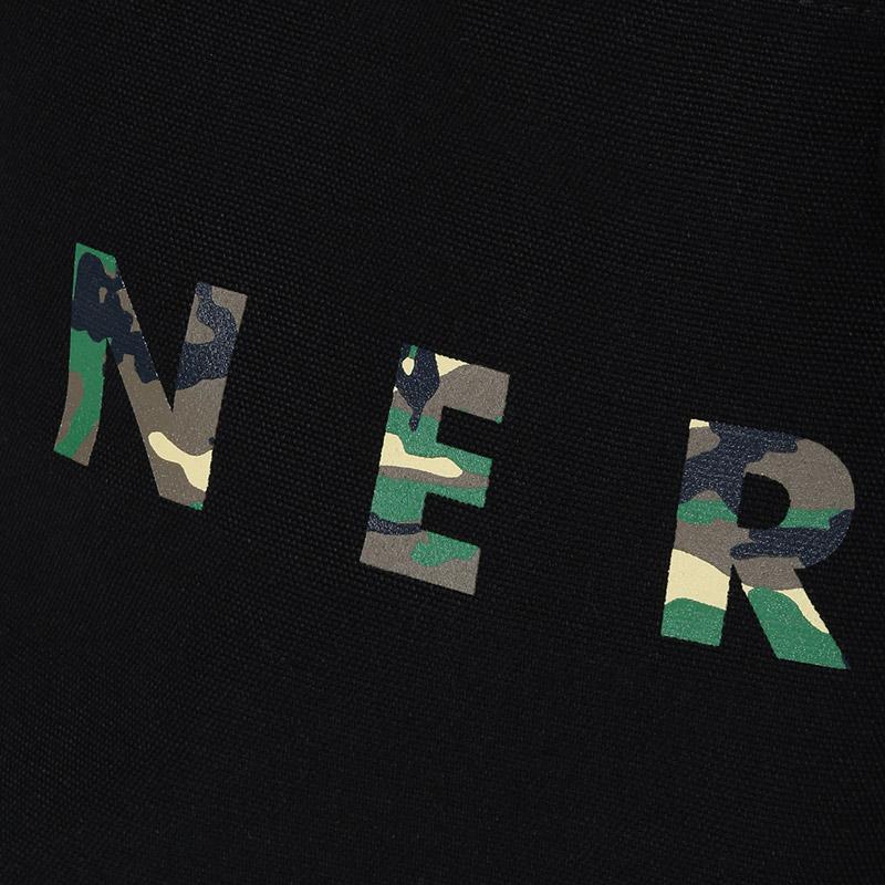 NERV Lunch Bag (ブラック×カモフラージュ)