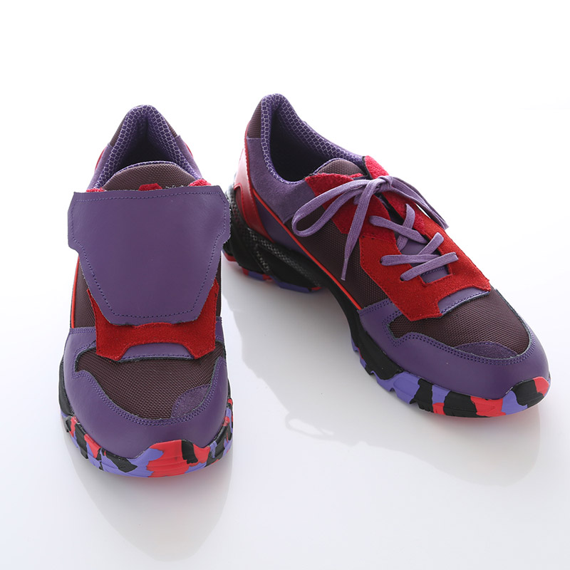 EVA TRANSFORMABLE SHOES by FACTOTUM×Fobs (初号機覚醒モデル)