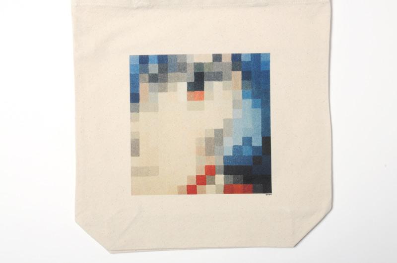 Mosaic REI Tote Bag (JUN WATANABE)  (ナチュラル)