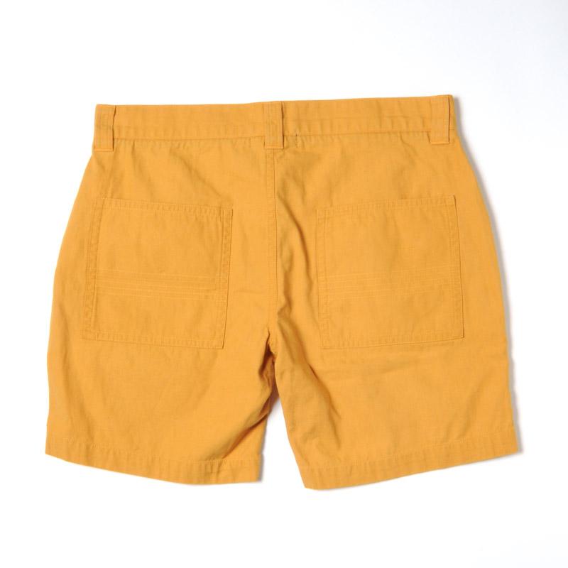 Chino Bush Short Pants  (マスタード)