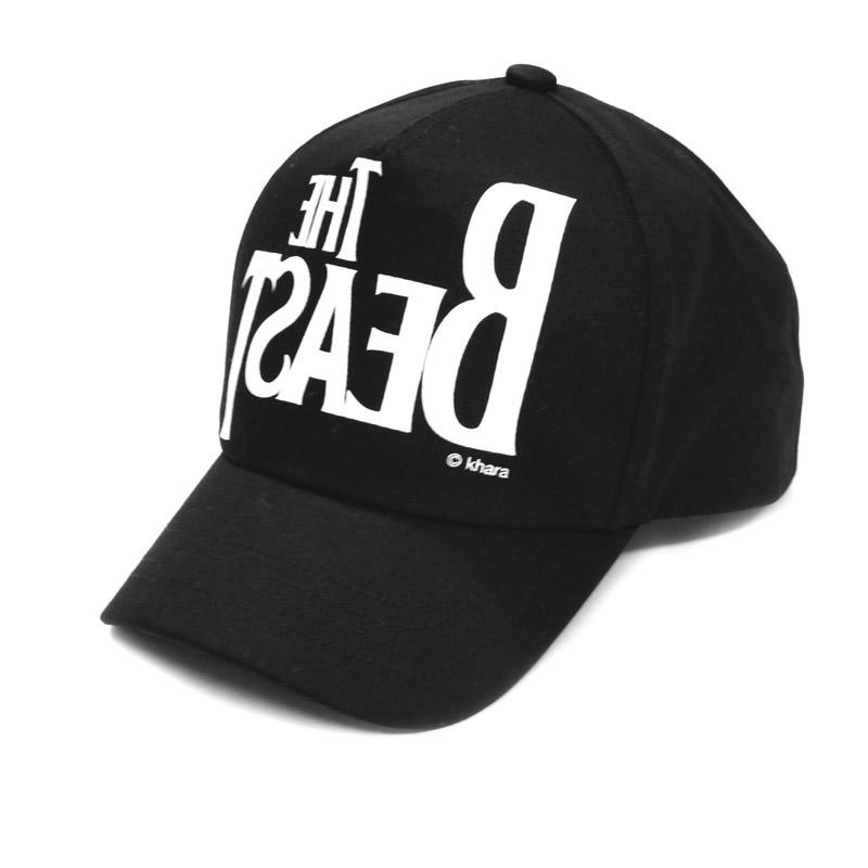 THE BEAST Cap(override) (ブラック)
