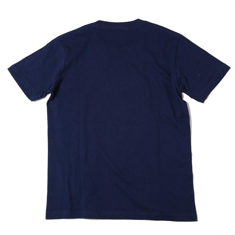 QUIPU T-shirt (インディゴ)