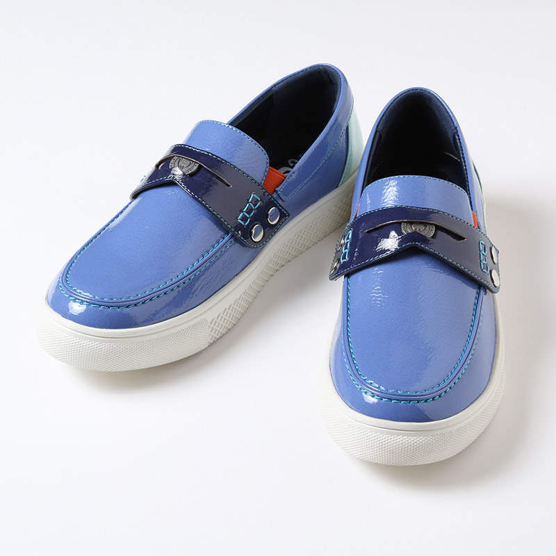 MARQUI EVA GIRL'S TOY SHOES (ブルー)