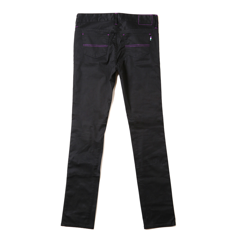 EVA Skinny Stretch Pants (ブラック)