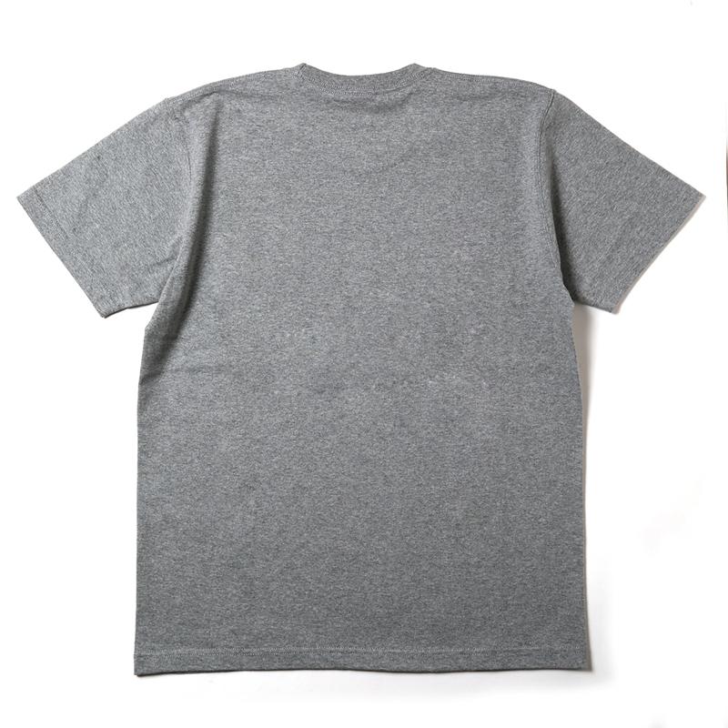 EVANGELION BOX LOGO T-Shirt (グレー×レッド(アスカ))