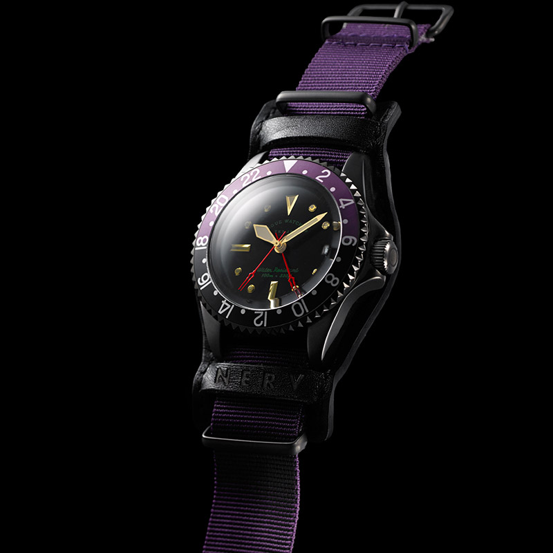 EVANGELION 13 GMT WATCH (13号機モデル)
