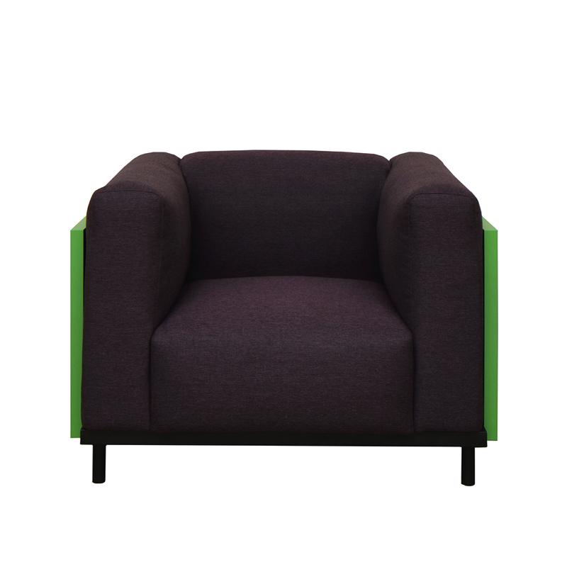 EVANGELION 1P Sofa (初号機)