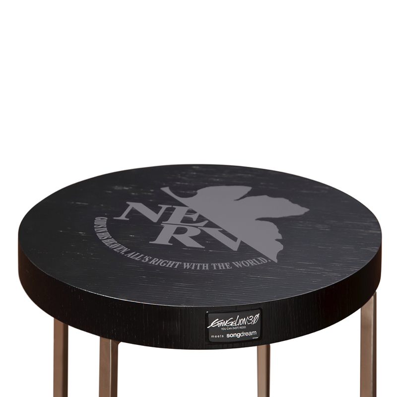 EVANGELION Side Table (グレー)