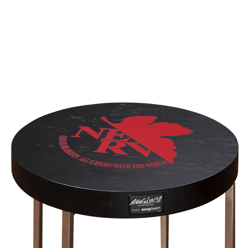 EVANGELION Side Table (レッド)
