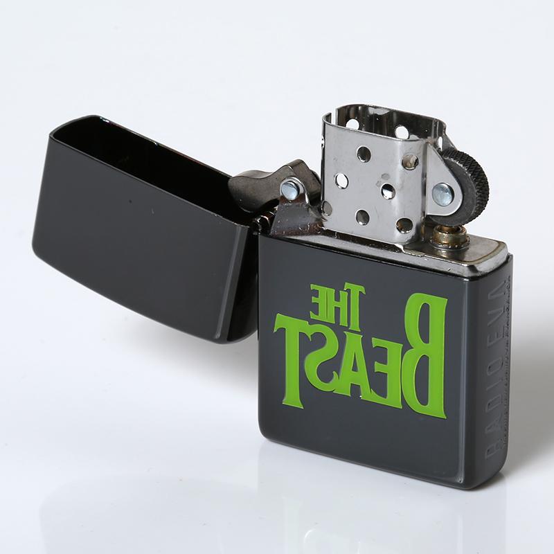 Zippo Lighter by RADIO EVA (THE BEAST)