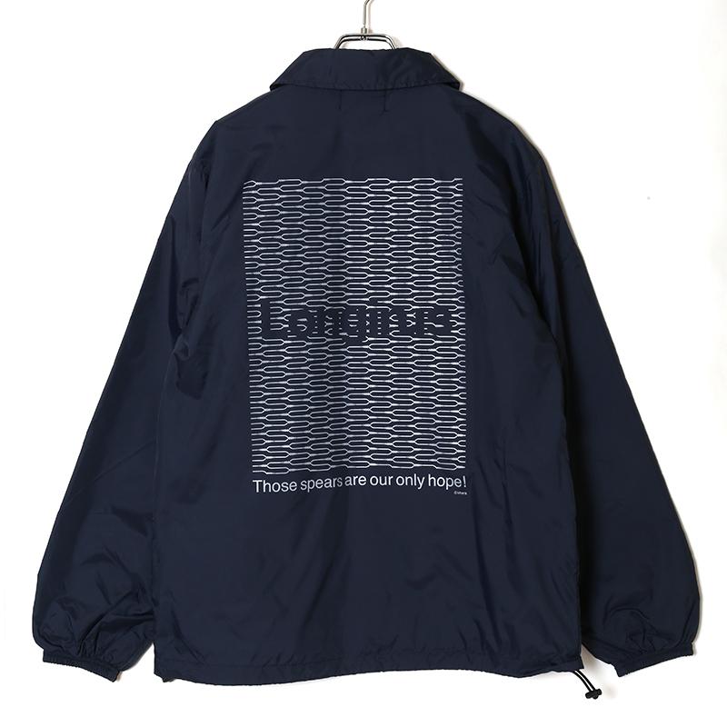 Longinus Art Nylon Jacket (ネイビー)